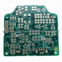 Wholesale Gold plating Peelable blue mask Double Side Israel PCB AOI PCB Board from china suppliers