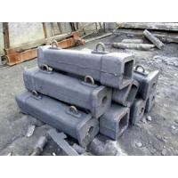 Wholesale all size of Cast Iron Ingot Mould made in china for export with low price from china suppliers