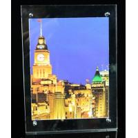 Wholesale Clear Acrylic Frames for pictures from china suppliers
