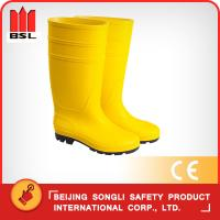 Wholesale SLS-ZY001YB  RAIN BOOTS from china suppliers