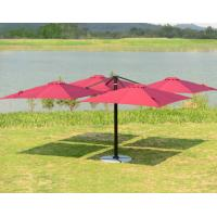 Wholesale New Sunshade Protected Double Side Large Roman Umbrella / Tent / Roof for Party / Wedding ten-006 from china suppliers