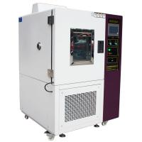 Wholesale Lab Testing Equipment Temperature Humidity Testing Chamber Shock Impact Environmental Rapid Change Test Chamber from china suppliers