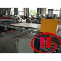 Wholesale wood and plastic composite wpc foamed  hard surface construction board extruder,machine from china suppliers