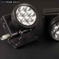 Wholesale 7 Led Lamps High Bright Led Flashlight/Headlamp Light with 2 Files for Camping/Bicycle from china suppliers