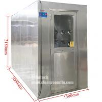 Wholesale Stainless steel Air shower With Door Interlock from china suppliers