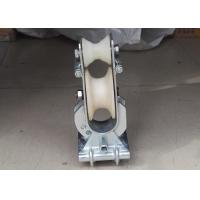 Wholesale 20KN Capacity Skyward Three Purpose Stringing Cable Pulley Block from china suppliers