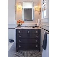 Wholesale cheap bathroom vanity cheap wooden cabinet from china suppliers