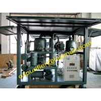 Wholesale Double Stage High Vacuum Waste Transformer Oil Processing Purify  Regeneration Machine, Vacuum Recovery restoration unit from china suppliers