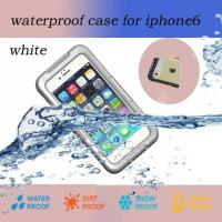 Wholesale Diving Waterproof Mobile Phone Case Underwater Back Cover For Iphone 6 from china suppliers