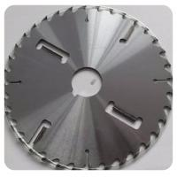 Wholesale Multi Rip TCT Circular Saw Blade with several tungsten carbide tipped wipers slots 250x3.4/2.2 Z=16+2 from china suppliers