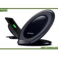 Wholesale 2 Coils Qi Compatible Wireless Charger , 128g 2A Fast Wireless Charger Pad from china suppliers