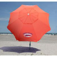 Wholesale New Sealed 7' Beach Umbrella Tommy Bahama Red W Sand Anchor Tilt & Telescoping from china suppliers