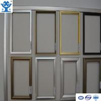 Wholesale Silver or bronze anodized aluminium led picture frame from china suppliers
