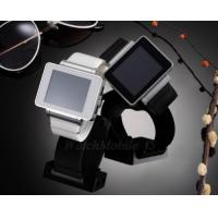 Wholesale I5 Watch Mobile Phone,Wrist Mobile Phone,Hot GPS Bluetooth Camera Broadcast incoming call from china suppliers