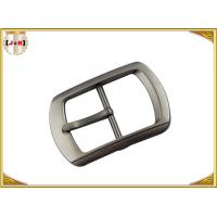 Wholesale Single Pin Metal Center Bar Replacement Belt Buckles Zinc Alloy Material from china suppliers