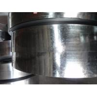 Quality Hot Dipped Galvanized Steel Strip 0.15mm - 3.8mm Chromated DX51 SGCC SGCD for sale