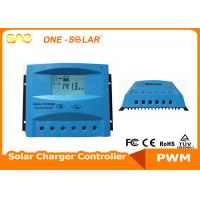 Wholesale 12V 24V Home Solar Inverter Charger Solar Power Controller Intelligent 30A 40A from china suppliers