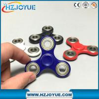 Quality Newest 2017Hot sell plastic material Finger Toy Focus Toys hand fidget spinner toy for sale