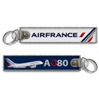 Wholesale Airlines Air France I Love A380 Aviation Luggage Motorcycle Pilot Crew Keychain from china suppliers
