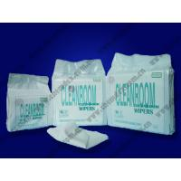 Wholesale Cellulose/Polyester/Microfiber/Non-woven cleanroom paper wipes cleaning wiper from china suppliers