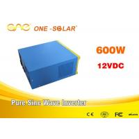 Wholesale 600w 1000w 2000w Solar Inverter Online UPS Inverter Automatic Shutdown from china suppliers