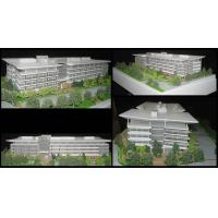 Quality Acrylic Architectural Model Maker For Commerical Residential blocks for sale