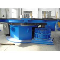 Wholesale Vertical Rotating Welding Turning Table For Workpiece Welding VFD Speed from china suppliers