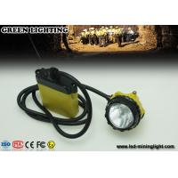 Wholesale PC Black Cover CREE Led Cable Mining Cap Lights 25000 Lux World Brightest from china suppliers