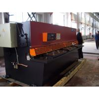Wholesale Mild Steel CNC Hydraulic Shearing Machine To Cut Metal Plate from china suppliers