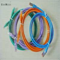 Buy cheap Cat5e RJ45 Patch Cable 26AWG UTP Patch Cable Copper Stranded Patch Leads 1m 2m 3m 4m etc from wholesalers