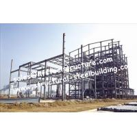 Wholesale Steel Structure Fabricator / Contractor China and Steel Structure Building Construction EPC from china suppliers