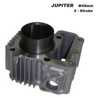 Wholesale 49mm Motorcycle Cylinder yamaha Motorcycle Parts ,  Juipter Motorcycle Spare Parts from china suppliers
