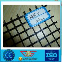 Wholesale Asphalt Coated Fiberglass Geogrid High Tensile Self-adhesive For Roadbed Construction from china suppliers