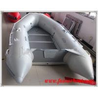 Wholesale EU CE approved aluminum floor inflatable boat and 2.9m inflatable fishing boat from china suppliers