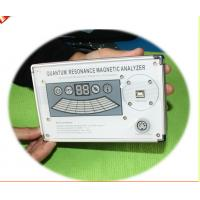 Wholesale Sub Health Quantum Body Health Analyser , Quantum Resonant Magnetic Analyser OEM from china suppliers