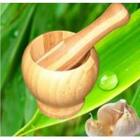 Wholesale China Bamboo Garlic Bowl for Mixing/Kitchenware/Kitchen Implement from china suppliers