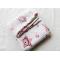 Wholesale Knitted Technics Polyester Baby Blanket Tear - Resistant Farland from china suppliers