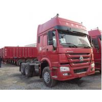 Quality Sinotruk HOWO 371HP 6X4 Drive Prime Mover Trailer / Tractor Truck / Container Vehicle for sale