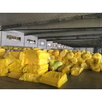 Wholesale CE Certified Glass Wool Thermal Insulation for Construction 98% Moisture Resistivity from china suppliers