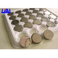 Wholesale 3V Coin Cell Lithium Manganese Battery , Cr2032 Lithium Ion Battery 20 * 3.2mm from china suppliers