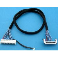 Wholesale shenzhen computer LVDS twist cable assemblies for LCD,JST PHD 2.0mm pitch from china suppliers