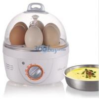 Wholesale Bear time setting egg boiler white (220V) from china suppliers