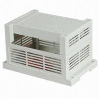 Wholesale Terminal Block/Case PCB Project Box/DIN Rail Enclosure, Measures 107 x 88 x 59mm  from china suppliers