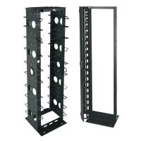 Wholesale Black Supermarket Small Advertising Display Stands with hooks 10-60kgs from china suppliers