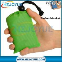 Buy cheap Outdoor Pocket Blanket for Camping/Traveling/Picnic/Hiking from wholesalers