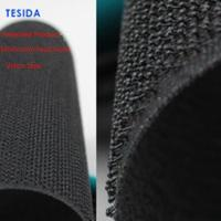 Wholesale 100mm Nylon mushroom head hook velcro hook&loop tape from china suppliers