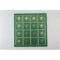 Wholesale 2 Layer High Density FR4 PCB 1.526MM Thickness Immersion Gold Board 57 * 118MM from china suppliers