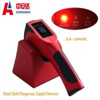 Wholesale Hand Held Dangerous Chemical Liquid Detector Flammable Explosive Liquid Scanner from china suppliers