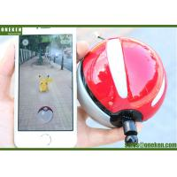Wholesale Mini Pokemon Ball Li-Polymer Power Bank 10000mah Round Mobile Phone Charger from china suppliers
