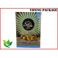 Wholesale Industrial Recyclable Flat Bottom Food Packaging Bag 50 - 200 Microns Thickness from china suppliers